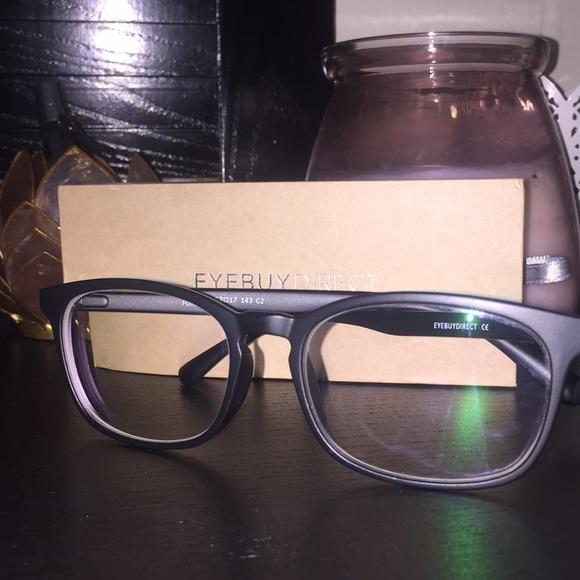 b244349bae EYEBUYDIRECT Accessories - EYEBUYDIRECT UNISEX Prescription Eye Glasses